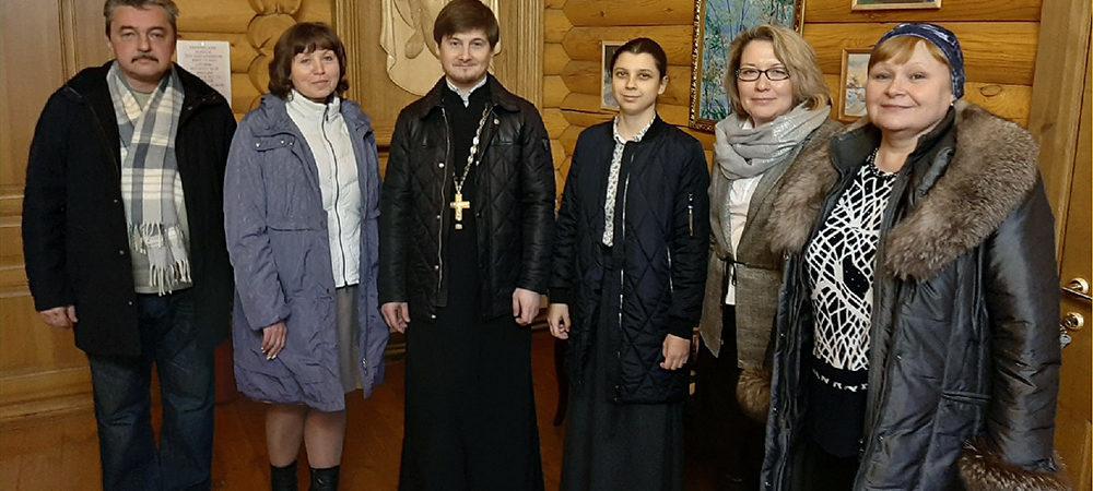 В Троицком приходе прошло совещание директоров воскресных школ Сормовского благочиния